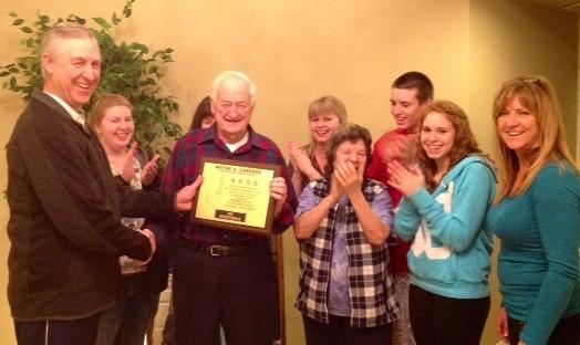 2011 Wayne Gardner Award - Gil Goethals