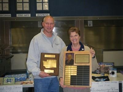 2010 Wayne Gardner Award – Jan Kirk