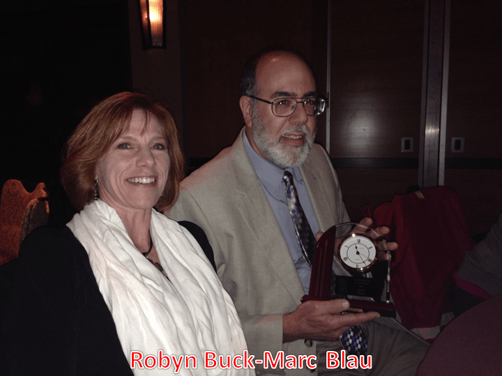 PAVO Excellence in Service Award - Marc Blau