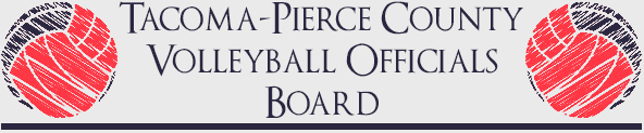 Tacoma-Pierce County Volleyball Officials Board