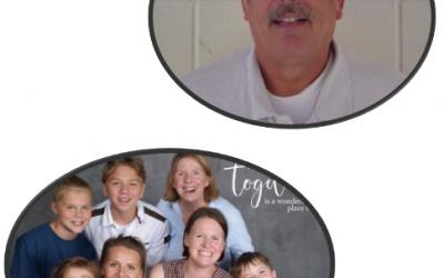 Teri Wood and Walt Gogan Retirement