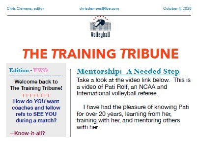 The Training Tribune #2