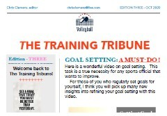 The Training Tribune #3
