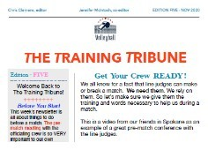 The Training Tribune #5