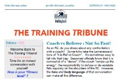 The Training Tribune #6
