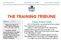 The Training Tribune #7